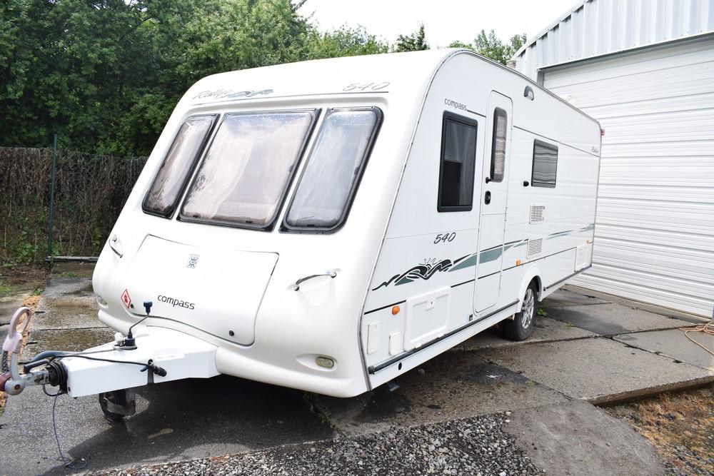 Francouzský karavan připojte